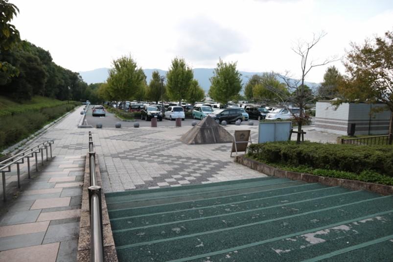国営木曽三川公園公園センター第2駐車場