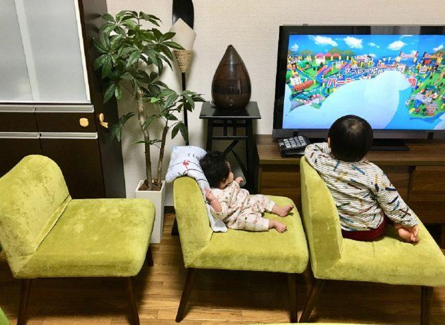 イライラしないワンオペ2歳差育児 私がためた当たり前の育児 テレビ マイナスイメージやめた 2歳0歳 兄妹