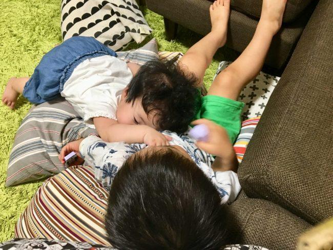 イライラしないワンオペ2歳差育児 2歳0歳 兄妹 大変 赤ちゃん返り 上の子 イヤイヤ期