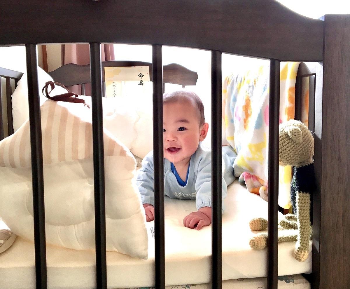 ワンオペ二人目育児の必需品 あると便利な育児グッズ 寝かしつけ ベビーベッド 寝室
