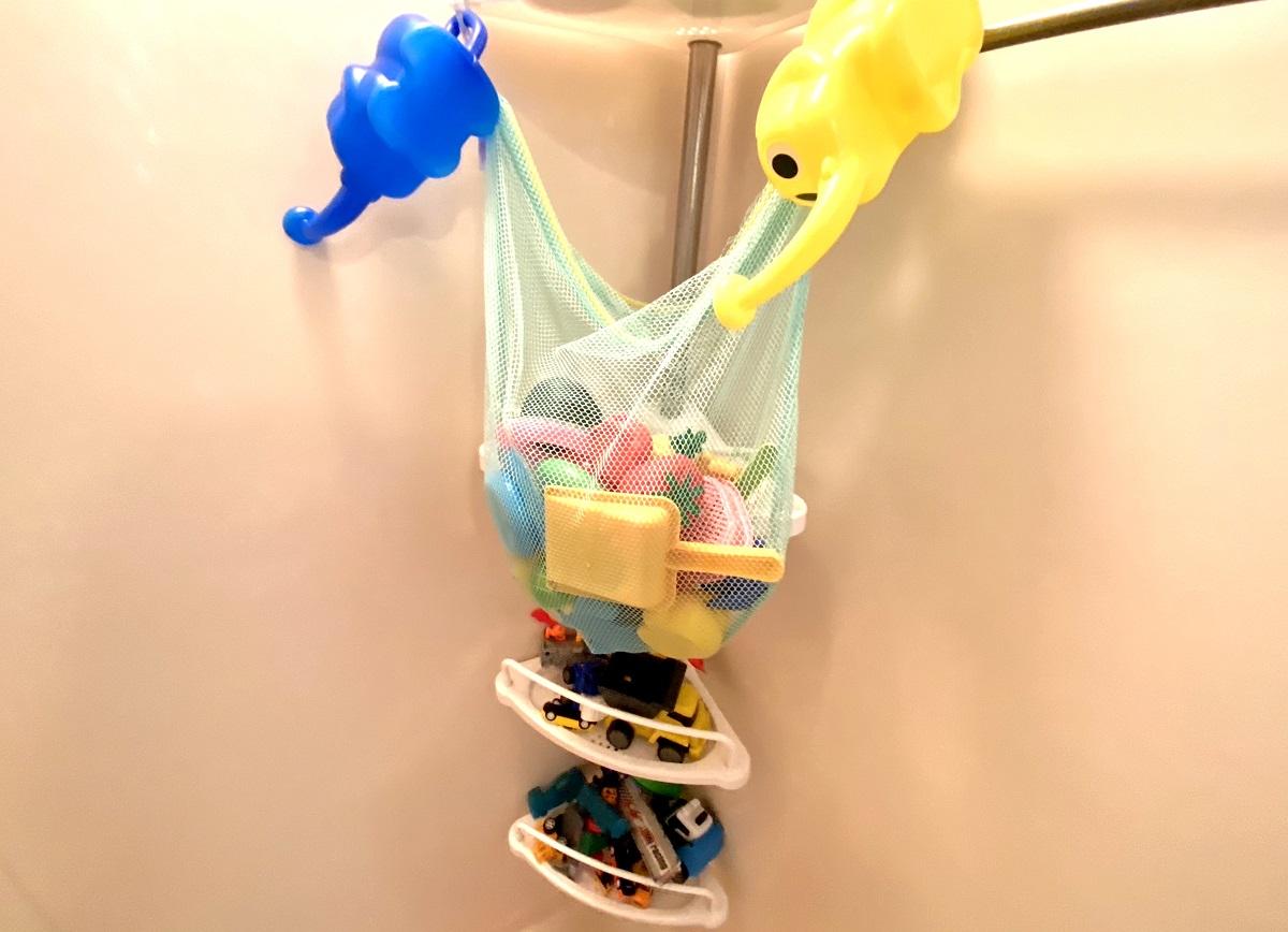 ワンオペ 二人目育児 お風呂の必需品 子ども用のオモチャ お風呂用オモチャ