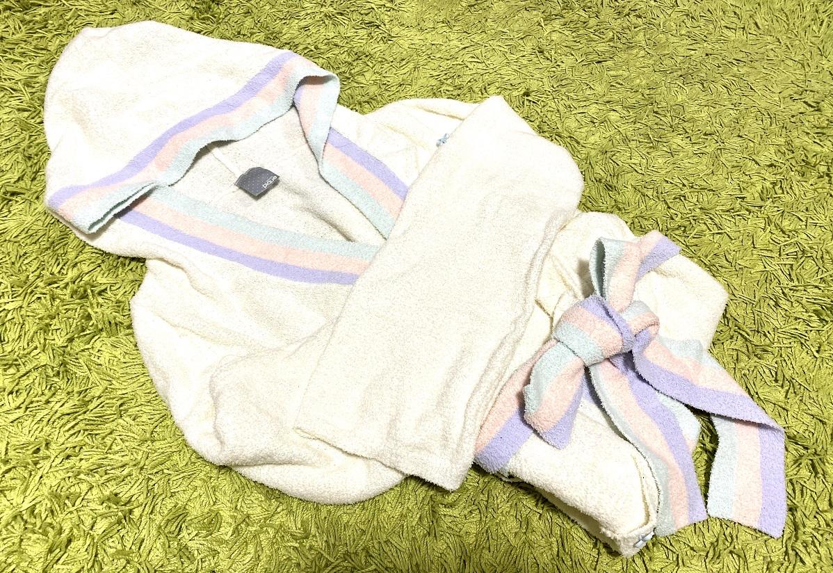 ワンオペ二人目育児の必需品 お風呂 あると便利な育児グッズ 大人用 ママ用バスローブ ジェラートピケ ジェラピケ