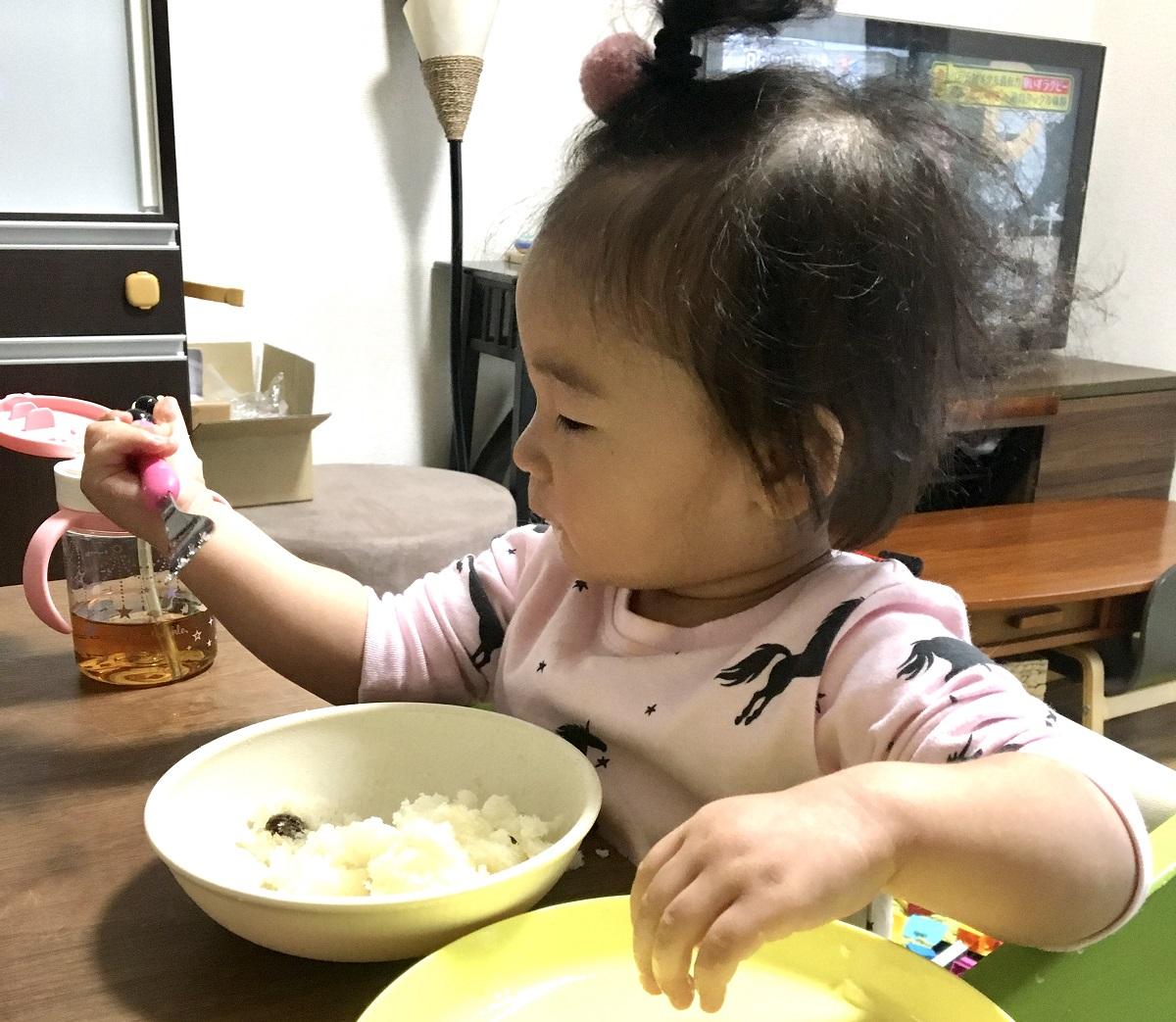 ワンオペ二人目育児の必需品 食事 離乳食 2歳差育児 2歳0歳